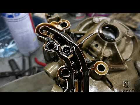 Audi A6 1.8/2.0 Tsi замена цепи грм