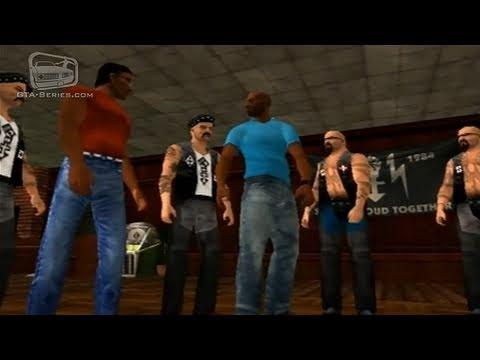 GTA Vice City Stories - Walkthrough - Mission #29 - The Bum Deal