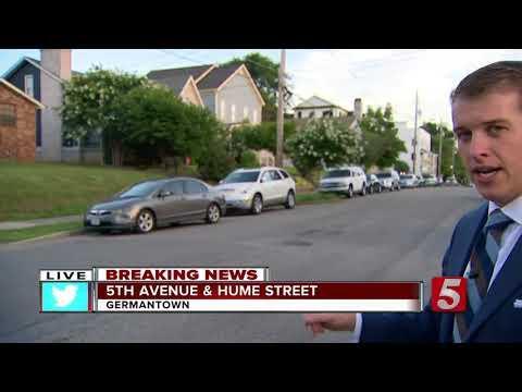 4 Teens Arrested After High-Speed Chase Ends In Nashville