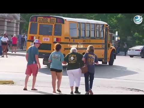 Múltiples víctimas tras tiroteo en secundaria de Texas