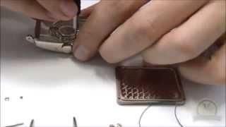 Швейцарские часы Franck Muller Long Island.(Сравните сами качество полировки в нашей мастерской! Часовщик - ремонт швейцарских часов www.chasovshik.ua www.facebook.co..., 2015-11-17T10:30:52.000Z)