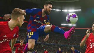 Barcelona Vs Real Sociedad - EFootball PES 2021