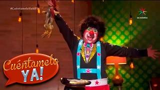 ¡El show de magia de Chuponcito! | Cuéntamelo ya!... Al fin