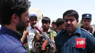 Taliban Attacks Pushed Back In Gereshk / مهاجمان بر بازاری در ولسوالی گرشک حمله کردند