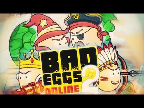 Darmowe Gry Online - Bad Eggs Online 2 - KOGUTEK!