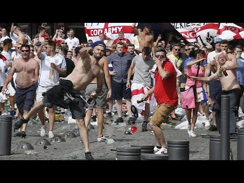 A Simple Question: The European disease of football-fan drunkenness and violence