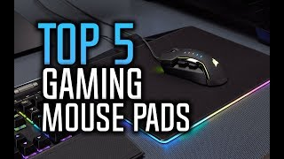 best Gaming Mouse Pads in 2017!