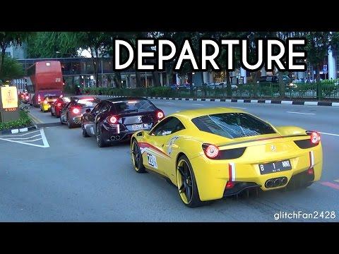 Ferrari Owners Club Indonesia - Cruising Off