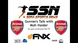 Gunners Talk with Moh Haider @ArsenalMoh8