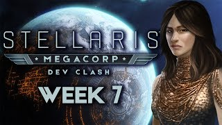 Stellaris: MegaCorp Dev Clash - Week 7 - The Subsequent Generation