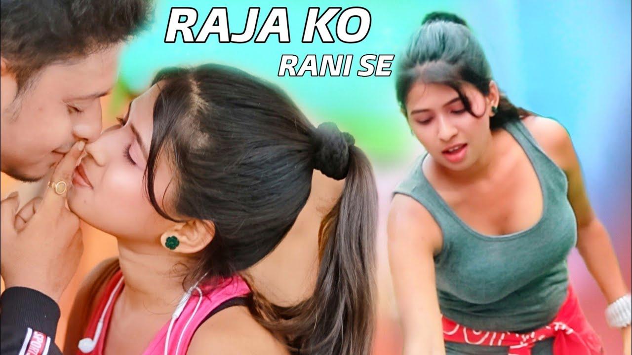 Raja Ko Rani Se Pyar Hogaya | Akele Hum Akele Tum | School love story | Aamir Khan | RDS CREATIONS