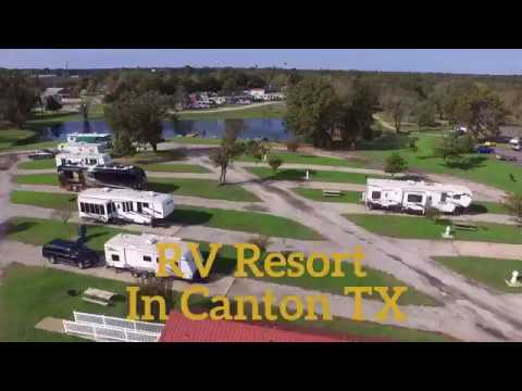 RV Park in Canton TX | 877-927-3439