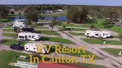 RV Park in Canton TX | 877-927-3439