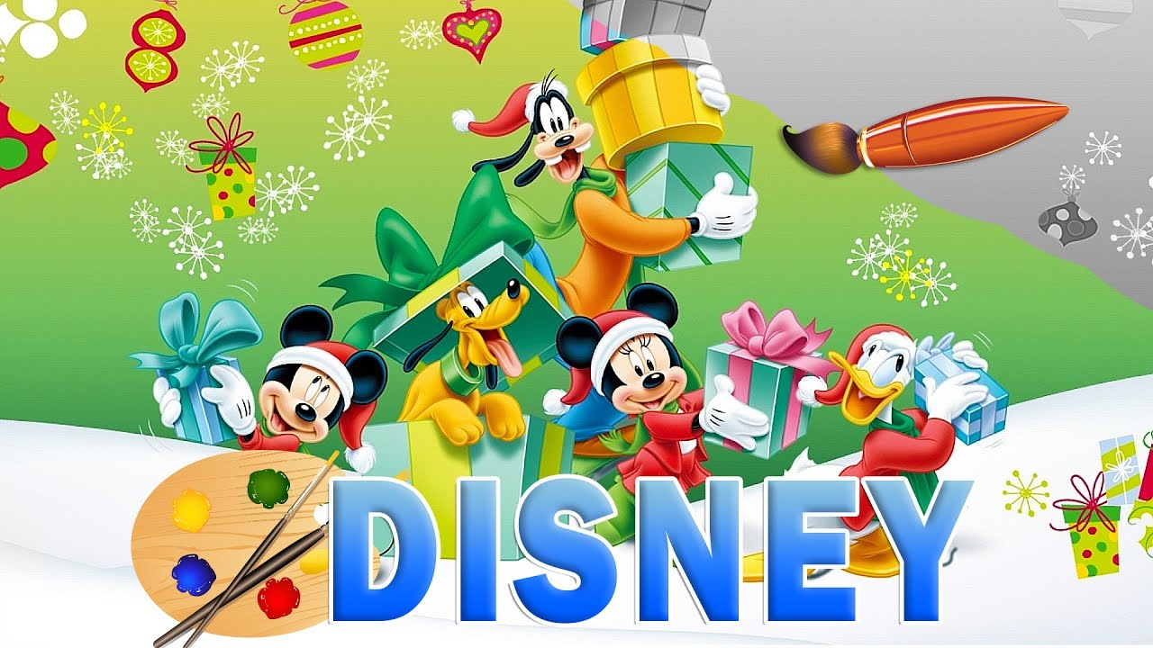 mickey mouse coloring pages christmas mickey coloring book