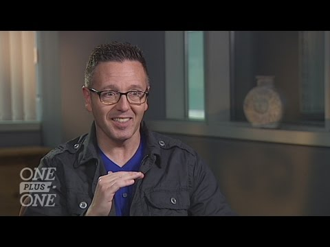 American 'psychic' John Edward talks to One Plus One | ABC News