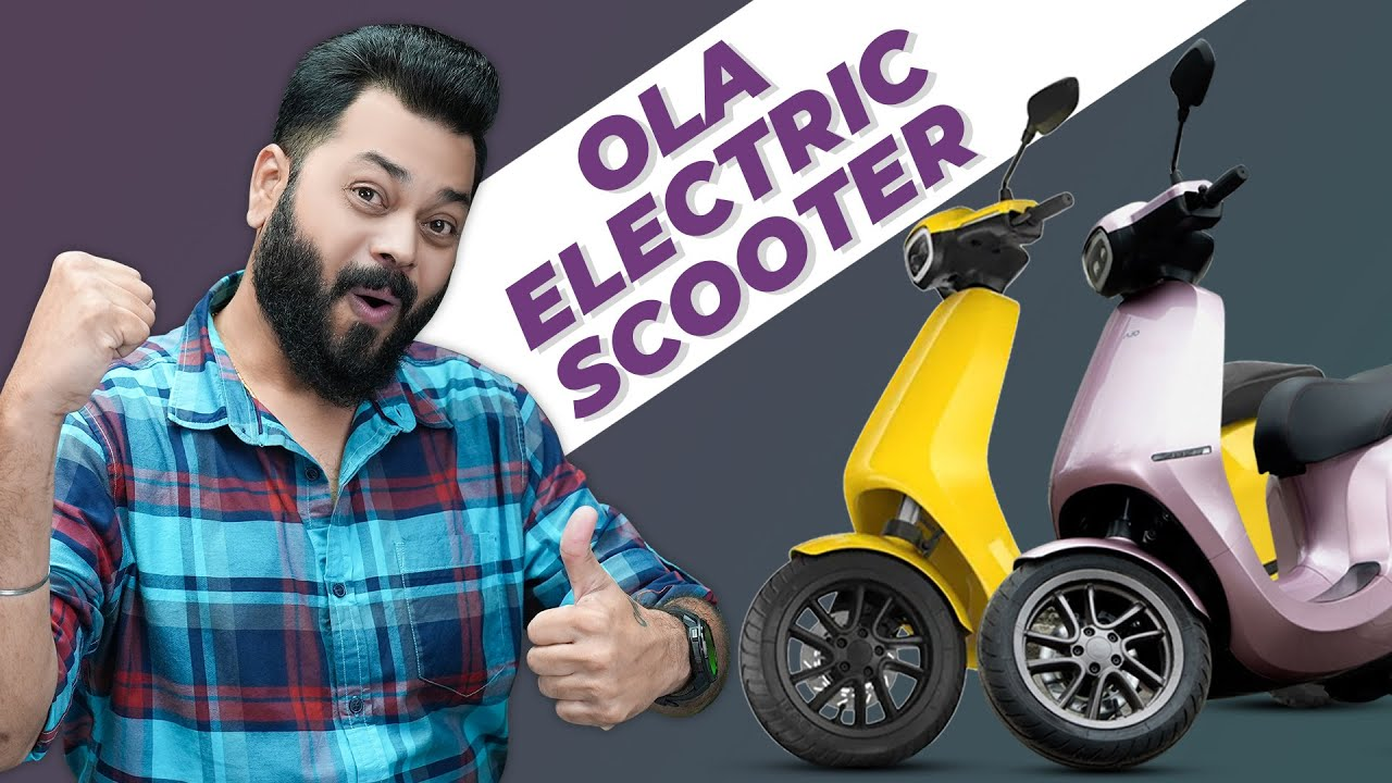 Ola Electric Scooter Is Coming ⚡ Range, Price, Power & More | Here's Everything You Need To Know