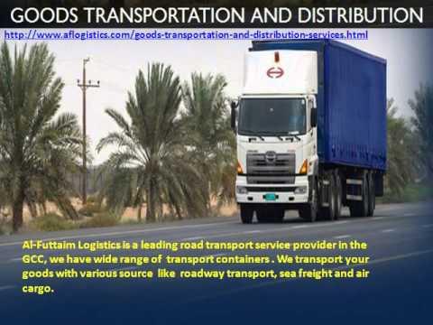Al Futtaim Logistics   World Class Supply Chain Solutions