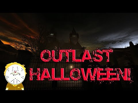 Outlast Halloween Special Stream Part 2 Whistleblower