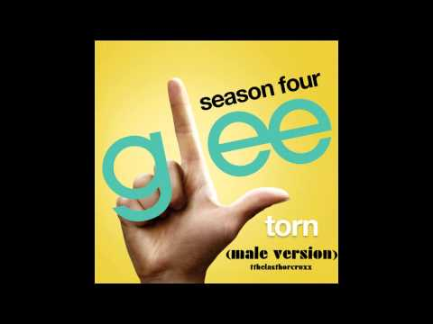 Glee Cast - Torn (male version)