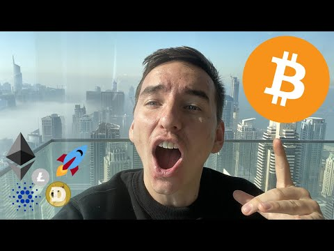 BITCOIN JUST HIT $50,000!!!!!!!!!! I'M BUYING THESE ALTCOINS RIGHT NOW!!!!!
