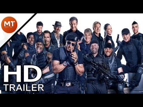 The Expendables 4 The Last Frontier   2018  Movie HD made