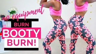 100% BUTT LIFTING ➟ THIGH SCULPTING Isometric Exercises - I Challenge You