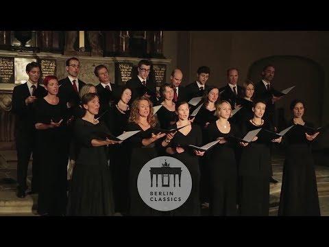 Vocal Concert Dresden - Deutsche Kirchenlieder - Wie schön leuchtet der Morgenstern
