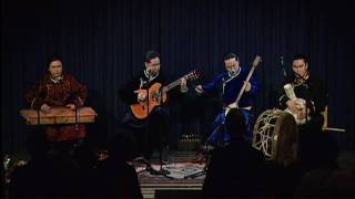 "Alash Ensemble ""Kosh-oi and Torgalyg"" - Arts Council of Princeton"