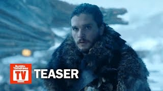 Game of Thrones Season 8 Teaser | 'Date Announcement' | Rotten Tomatoes TV
