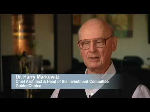 #1 An Interview with Dr. Harry Markowitz, Father of Modern Portfolio Theory