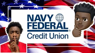 How to join Navy Federal Credit Union (NFCU) WITHOUT a sponsor!