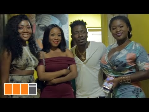Shatta Wale's Birthday Party with Family and Friends