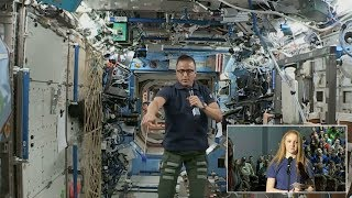 NASA ScienceCasts: Reach For It
