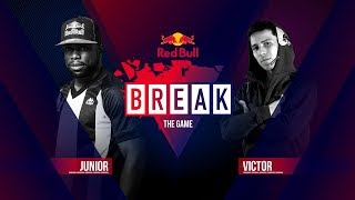 BREAK THE GAME Episode 3 | Junior vs. Victor