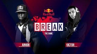 Junior vs Victor - Break The Game Epizod 3