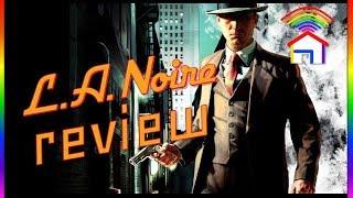 L.A. Noire review - ColourShed