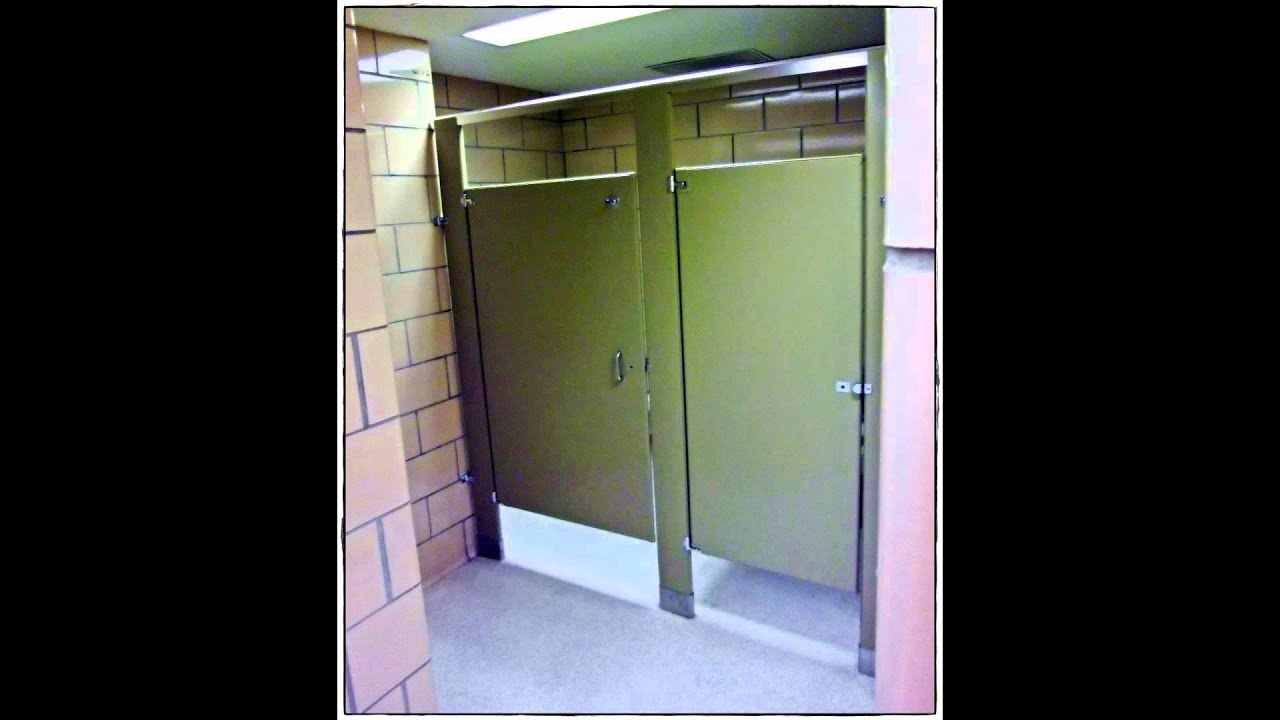 When you think of toilet partitions think of House of Doors - Roanoke VA & When you think of toilet partitions think of House of Doors ...