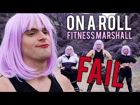 The Fitness Marshall - On A Roll BLOOPERS