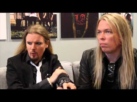 Apocalyptica exclusive interview