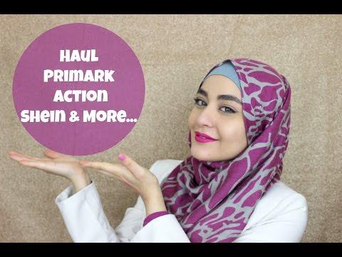 Haul Primark, Action, Shein... | Muslim Queens by Mona