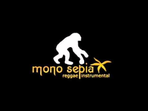 Mono Sepia - Paint it Black