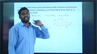 I PUC   Physics   CET/NEET/JEE   Motion in a straight line