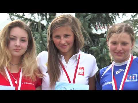 XXIII Ogólnopolska Olimpiada Młodzieży 2017 - Kajakarstwo Slalomowe