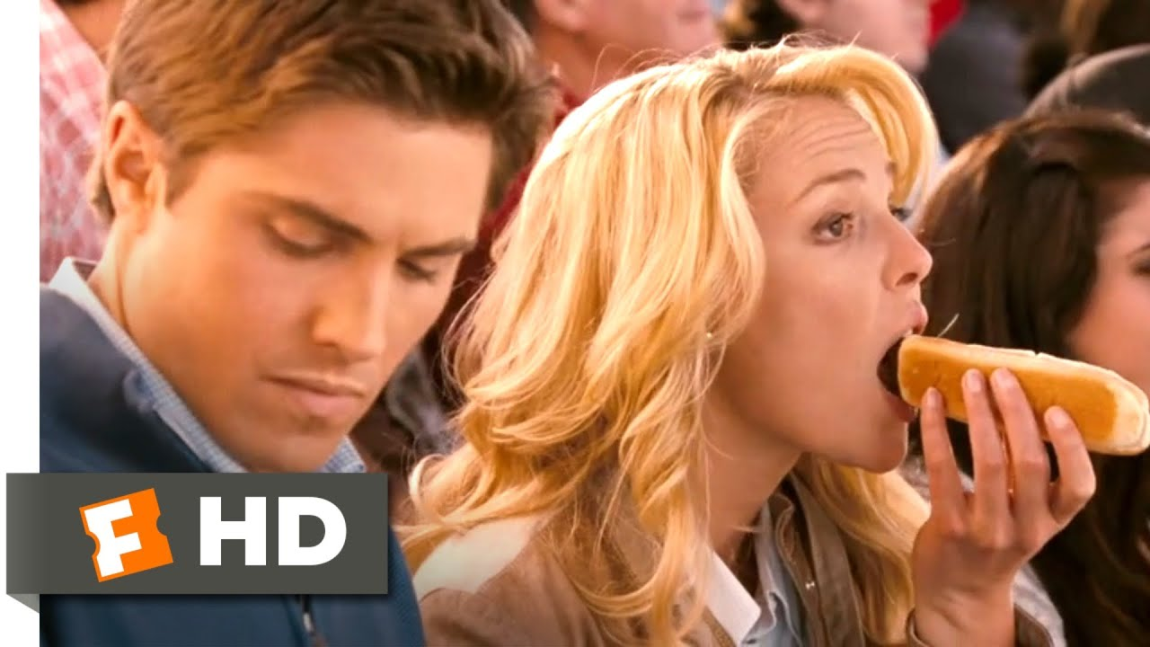 The Ugly Truth (2009) - Kiss Cam Embarrassment Scene (5/10) | Movieclips