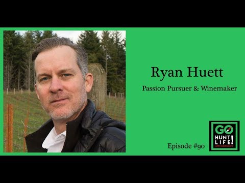 Ep90 Pursuing a Passion From the Mountains of Costa Rica to Vineyards in Oregon - Ryan Huett 🍷