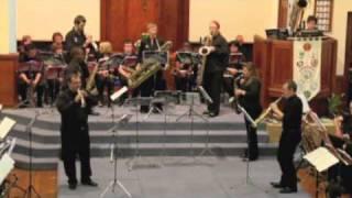 Aria – Erbarme Dich —  soprillo & sopranino