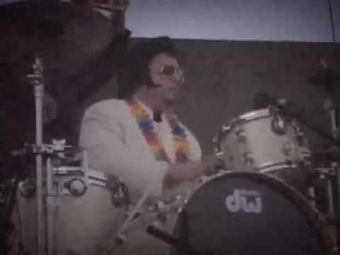 Tortelvis Drum Solo - Dread Zeppelin