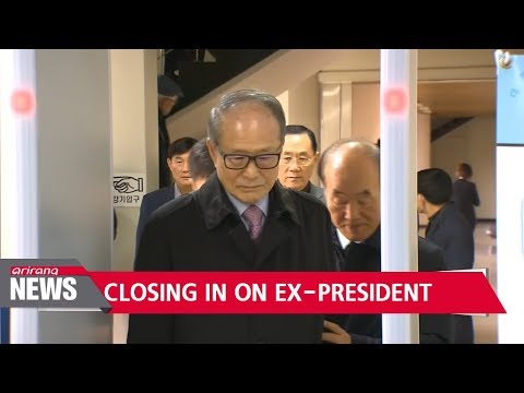 Relatives of fmr. president Lee Myung-bak summoned by prosecutors