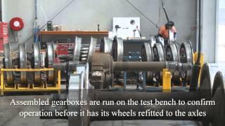 Unipart Rail - MTM Bogie Overhaul and Lean Transformation