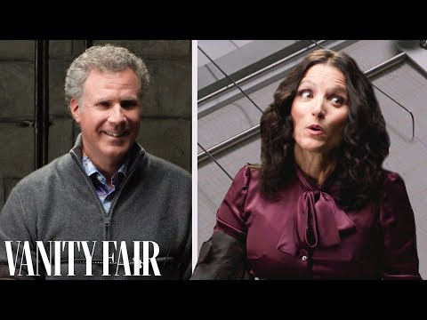 Will Ferrell & Julia Louis-Dreyfus Take a Lie Detector Test | Vanity Fair